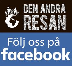 Följ Denandraresan på Facebook